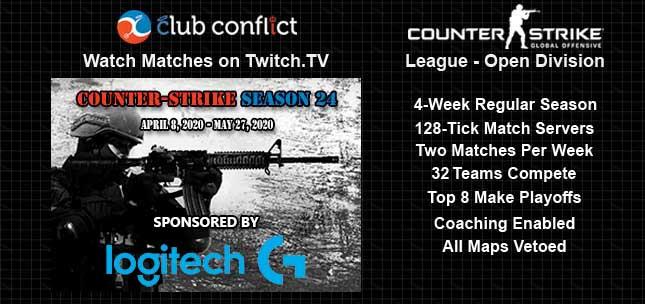 Club Conflict Season 24