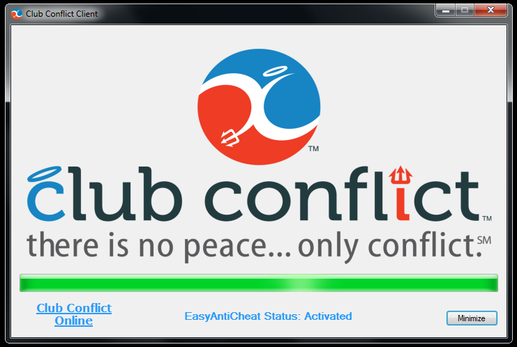 Club Conflict Features Easy AntiCheat