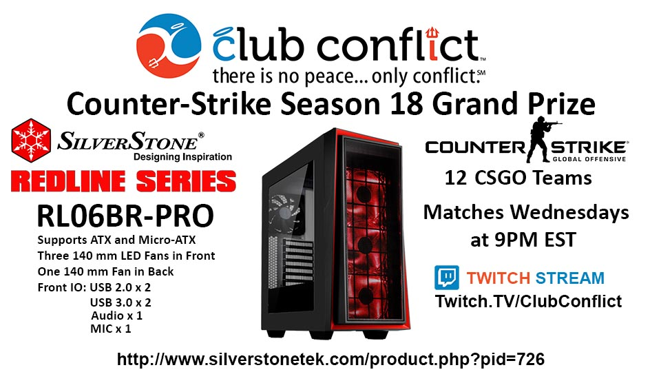 Club Conflict Counter-Strike: Global Offensive League