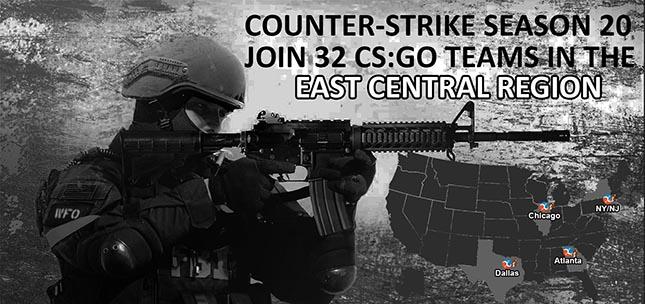 Club Conflict Season 20 - East Central Region