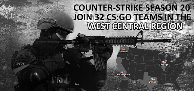 Club Conflict Season 20 - West Central Region