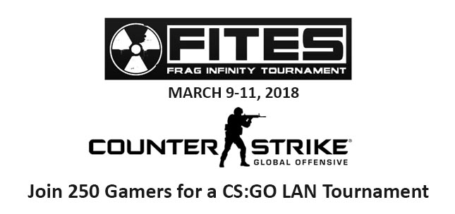 Club Conflict CS:GO LAN Tournament at FITES 2018