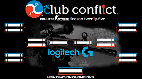 Club Conflict Counterstrike League Sponsored by Logitech Gaming