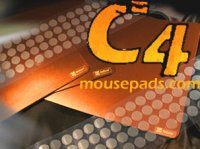 CS Hyde C4 NGen Mousepads