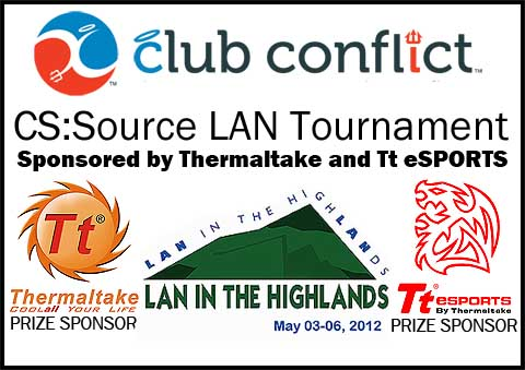 CS:Source Tournament Sponsor at LAN in the Highlands